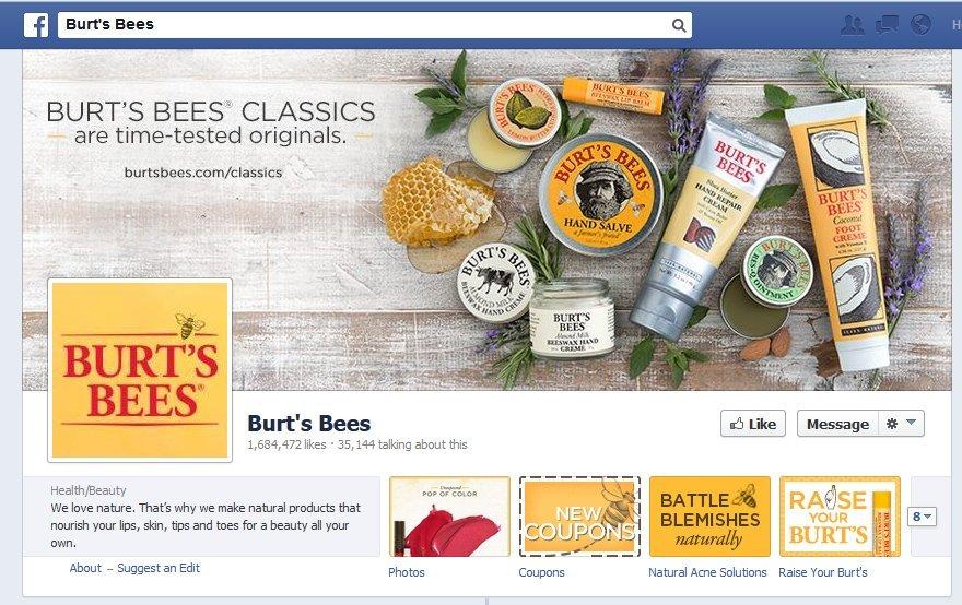 Leverage Your Facebook Cover Photo - WebStores Ltd
