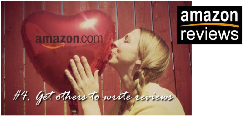 A Dozen Secrets to running your ecommerce business like Amazon: #4. Get others to write reviews for you