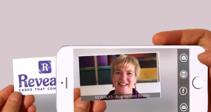 Augmented Reality App Makes Your Print Materials Come to Life!