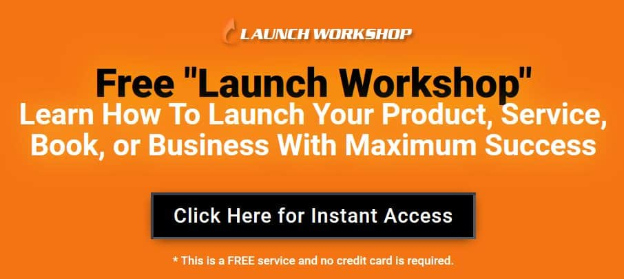 "How to ""launch"" any product or service with nearly-instant momentum and sales"
