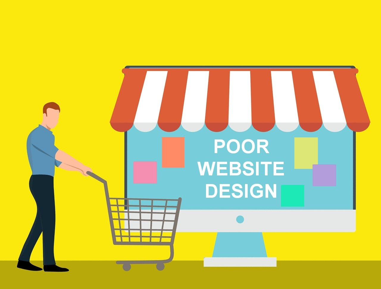 Mistakes To Avoid While Building An E-Commerce Website?