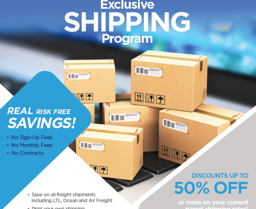 How to compete on shipping