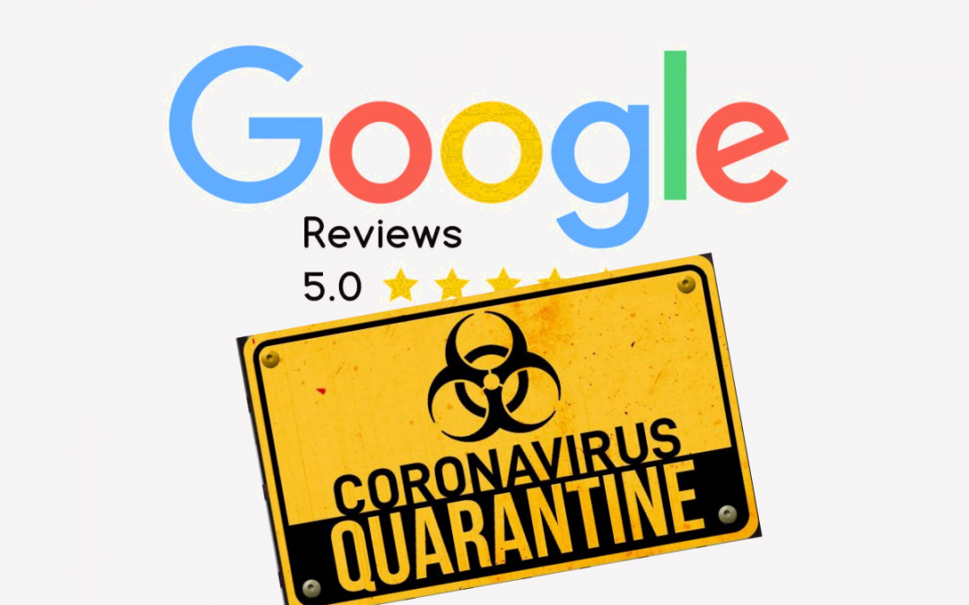 Google reviews are being released from quarantine