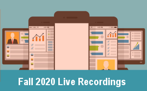 Monetize Your Expertise (Fall 2020 Live Recordings)