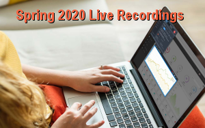 Monetize Your Expertise (Spring 2020 Live Recordings)