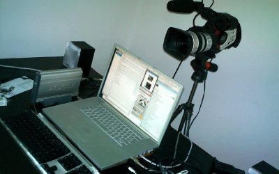 Turn your DSLR camera into the best Webcam you own!